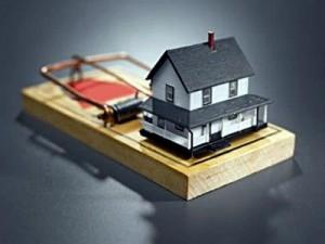 Повышенные риски по ипотеке